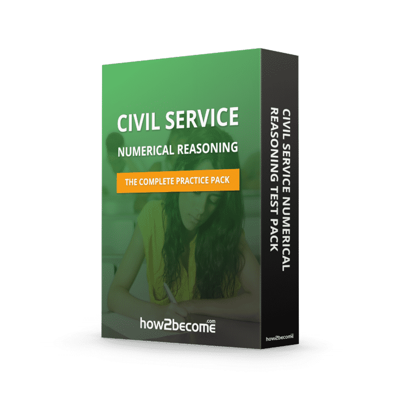 Civil Service Numerical Reasoning The Complete Pack Download