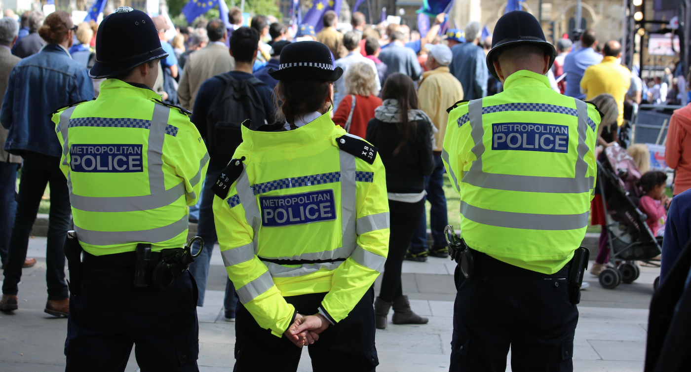 Police Officers who have recently passed the Online Assessment Process