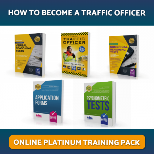 How to Become a Traffic Officer Online Platinum Pack