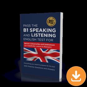 Pass the B1 Speaking and Listening Exam Download