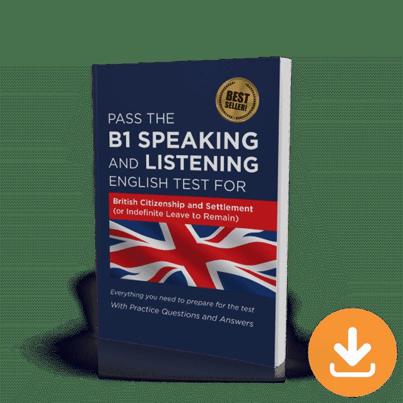 Pass B1 Speaking And Listening English Test B1 Exam