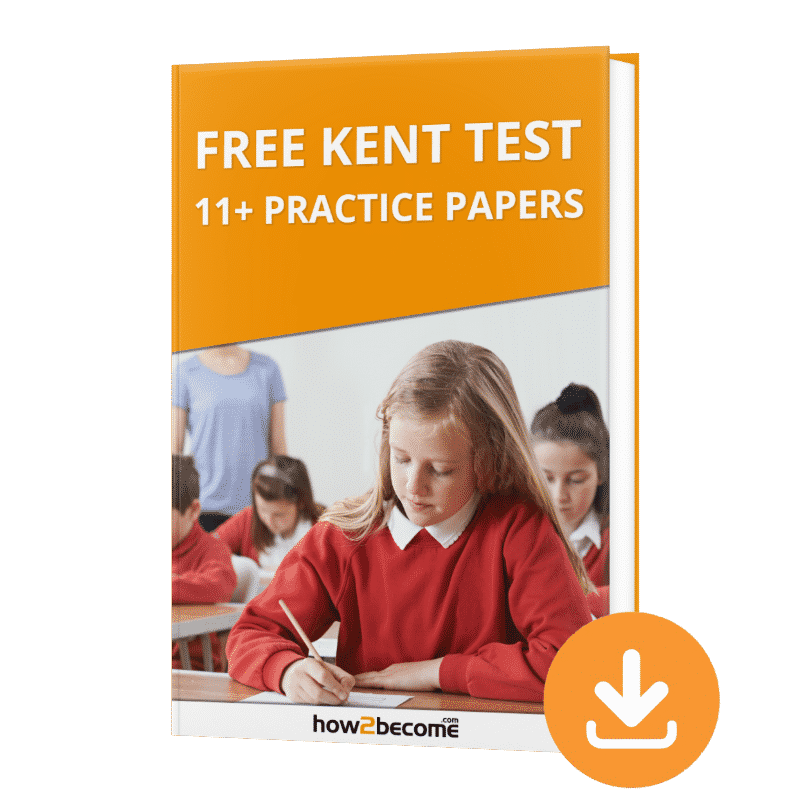 Free Kent Test 11 Plus Practice Papers