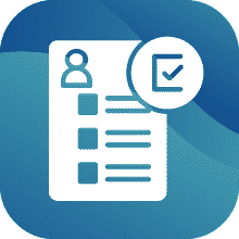 Application Form Answers Icon