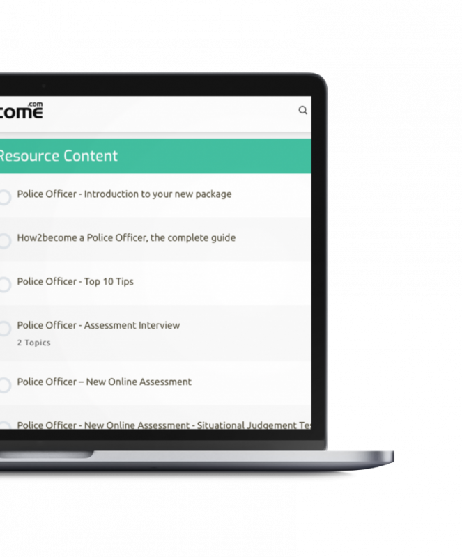 How to Become a Police Officer Guide Features