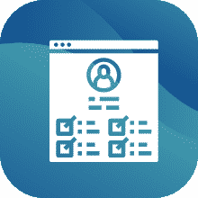 How to Complete an Application Form Icon