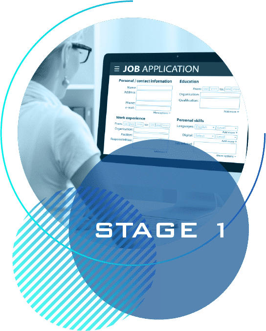 Police Selection Process Stage 1 Job Application Form
