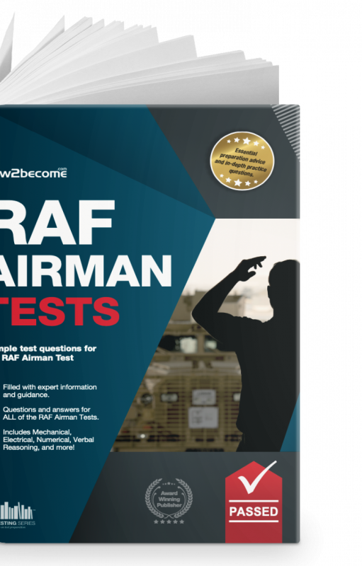 How to pass the RAF aptitude test