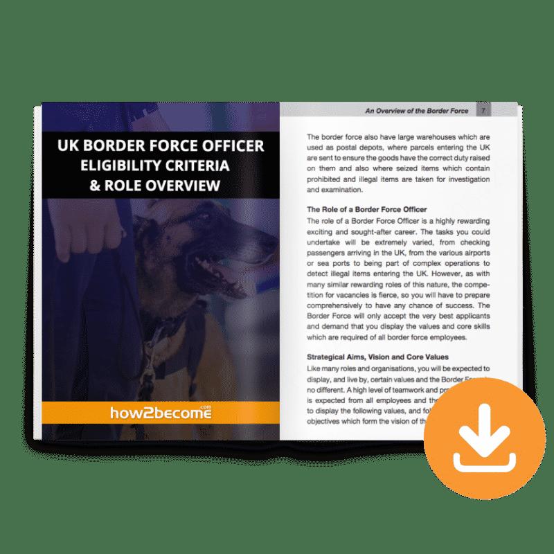 UK Border Force Eligibility Criteria Download