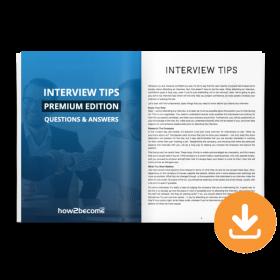 Interview Tips Premium Edition Download