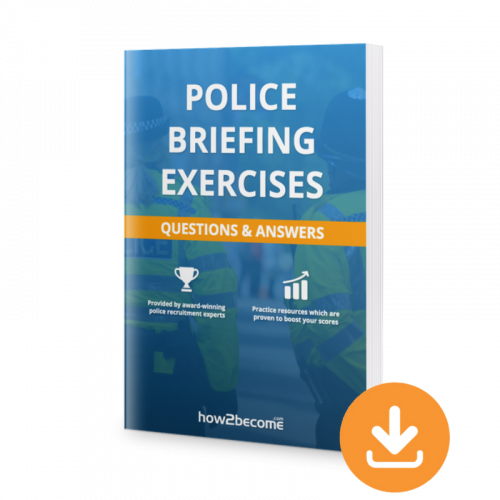 Police Officer Briefing Exercises Download