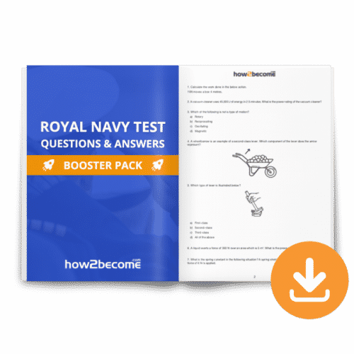 Royal Navy Test Questions and Answers Booster Pack Download