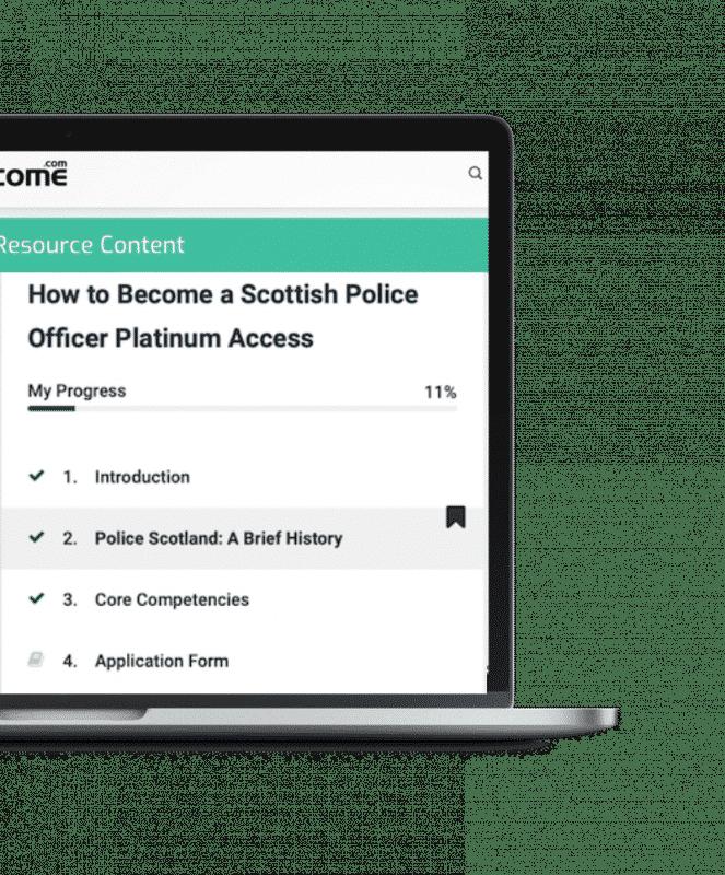 Police Scotland Recruitment Guide Features