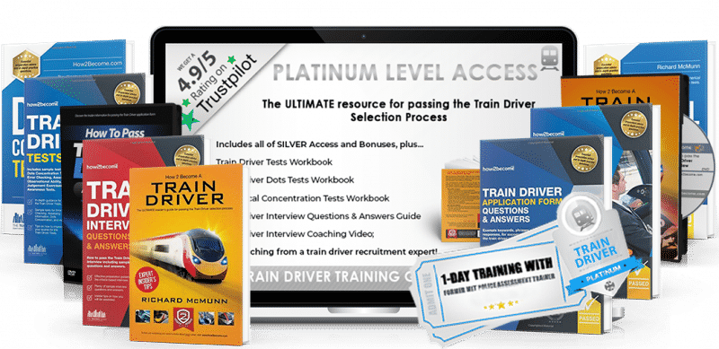 How to Become a Train Driver Platinum Product Guide 3D