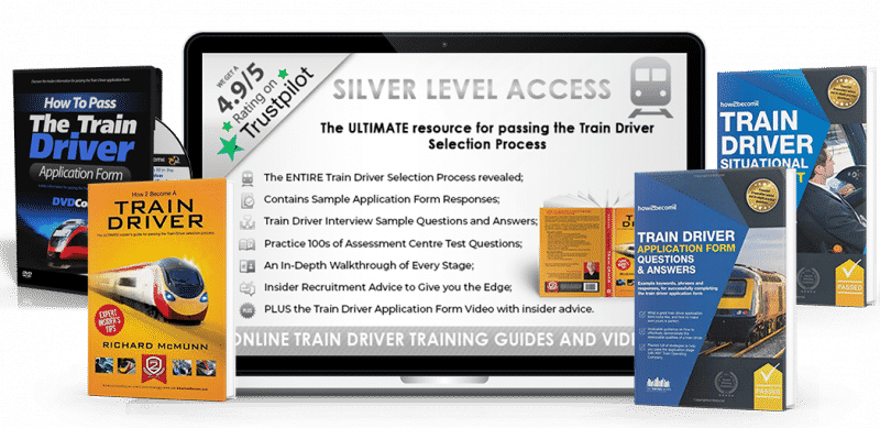 How to Become a Train Driver Silver Product Guide 3D