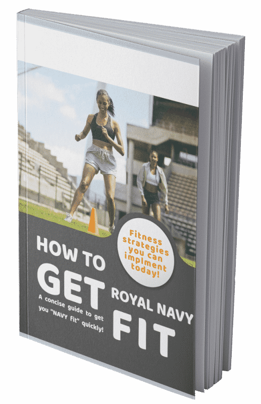 HOW TO GET NAVY OFFICER FIT