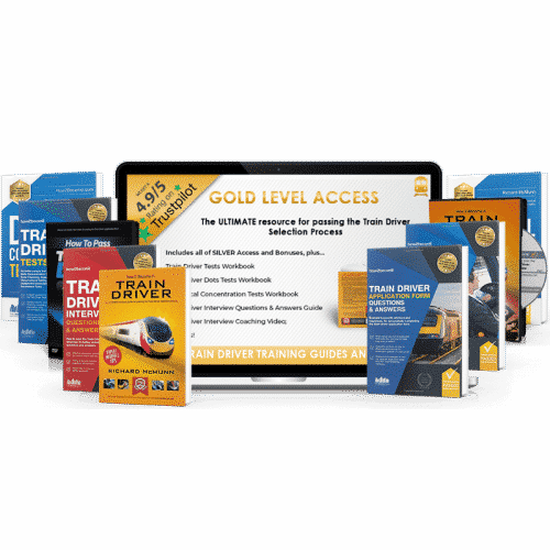 Online Access Train Driver Gold Pack