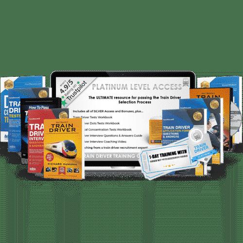 Online Access Train Driver Platinum Pack
