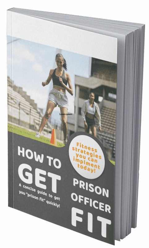 How to get prison officer fit