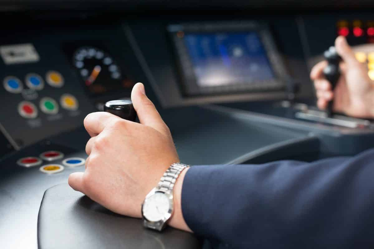 How to Change Career and Become a Train Driver