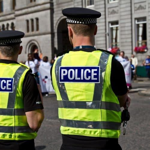 Career Change Ideas Police Officer