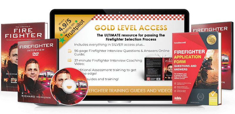 Firefighter Career Guide Gold Access