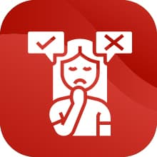 Situational Judgement Test Questions Icon
