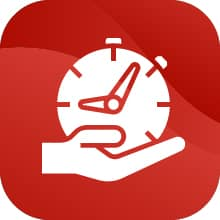 Time-Saving Strategies Icon