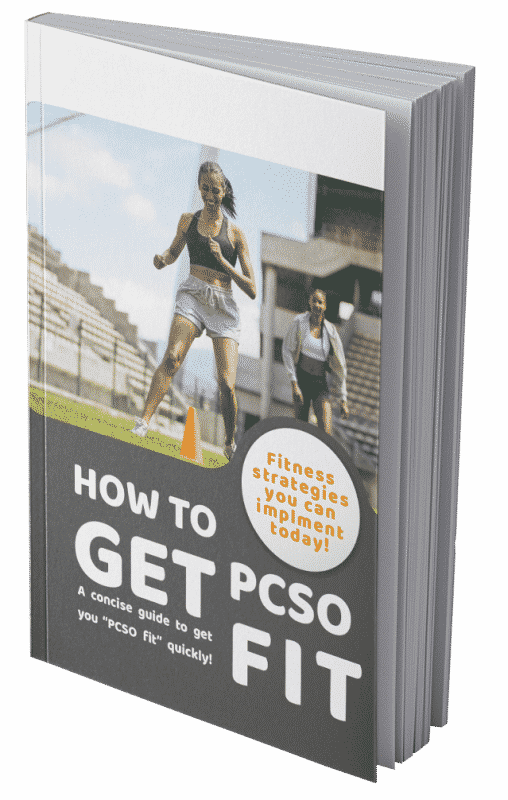 pcso fitness test