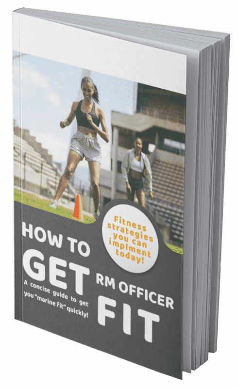 How2become a royal marines officer fitness guide