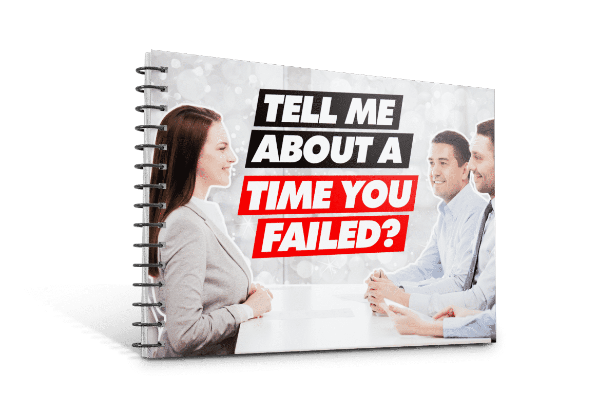 Tell-me-about-a-time-you-failed22-Interview-Question-Guide