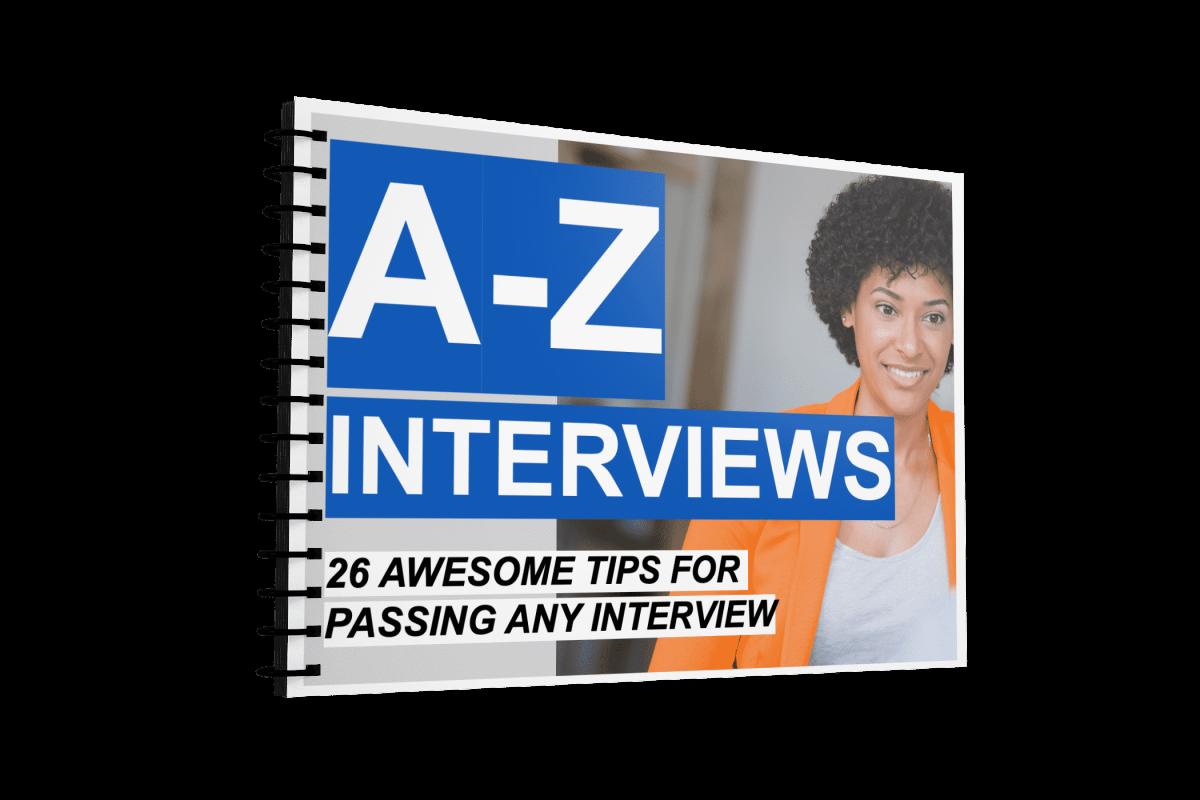 A-Z Interview Slide Deck by Richard McMunn