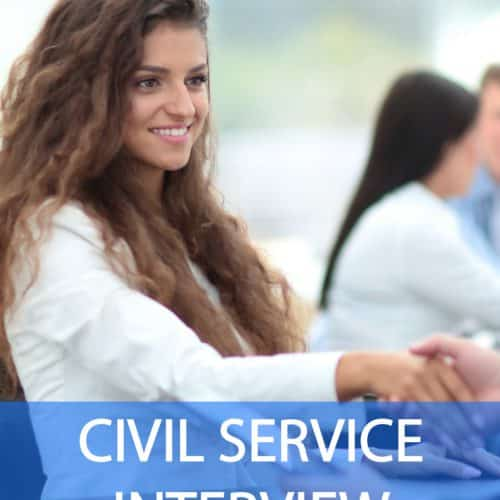 Civil Service Interview Questions and Answers