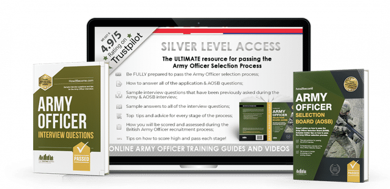become an army officer