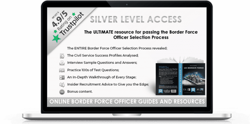 how to become a border force officer