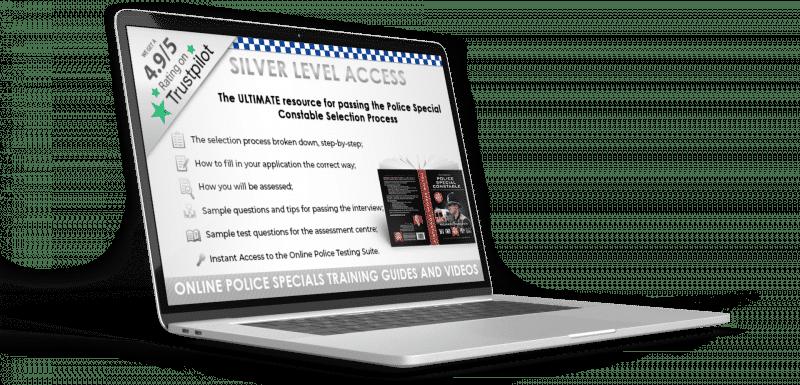 become a police special constable