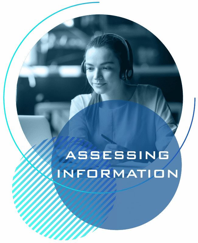 assessing information train driver test