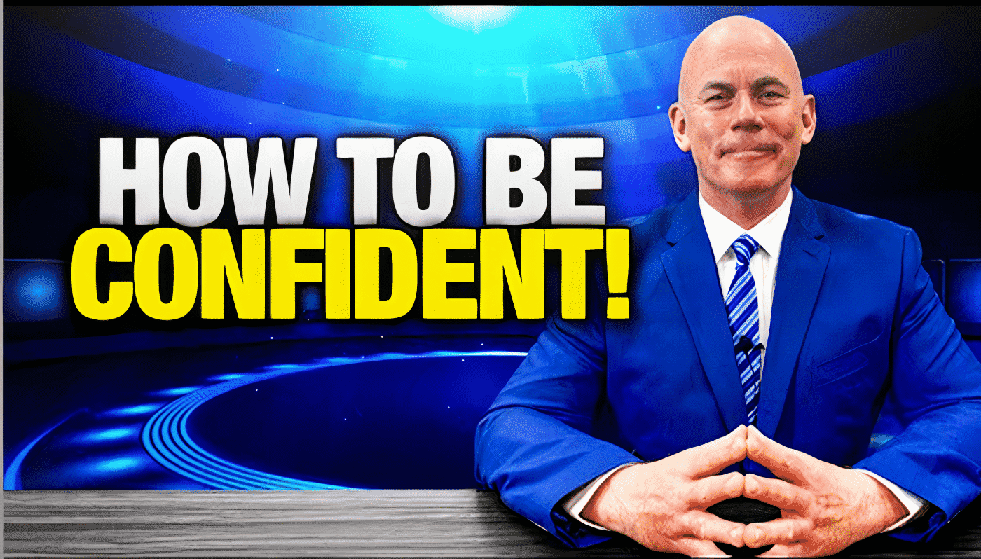 How To Be Confident In A Job Interview! (11 Tips For Overcoming Interview Nerves!)