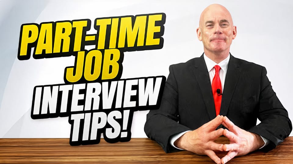 5 Part-Time Job Interview Questions And Answers