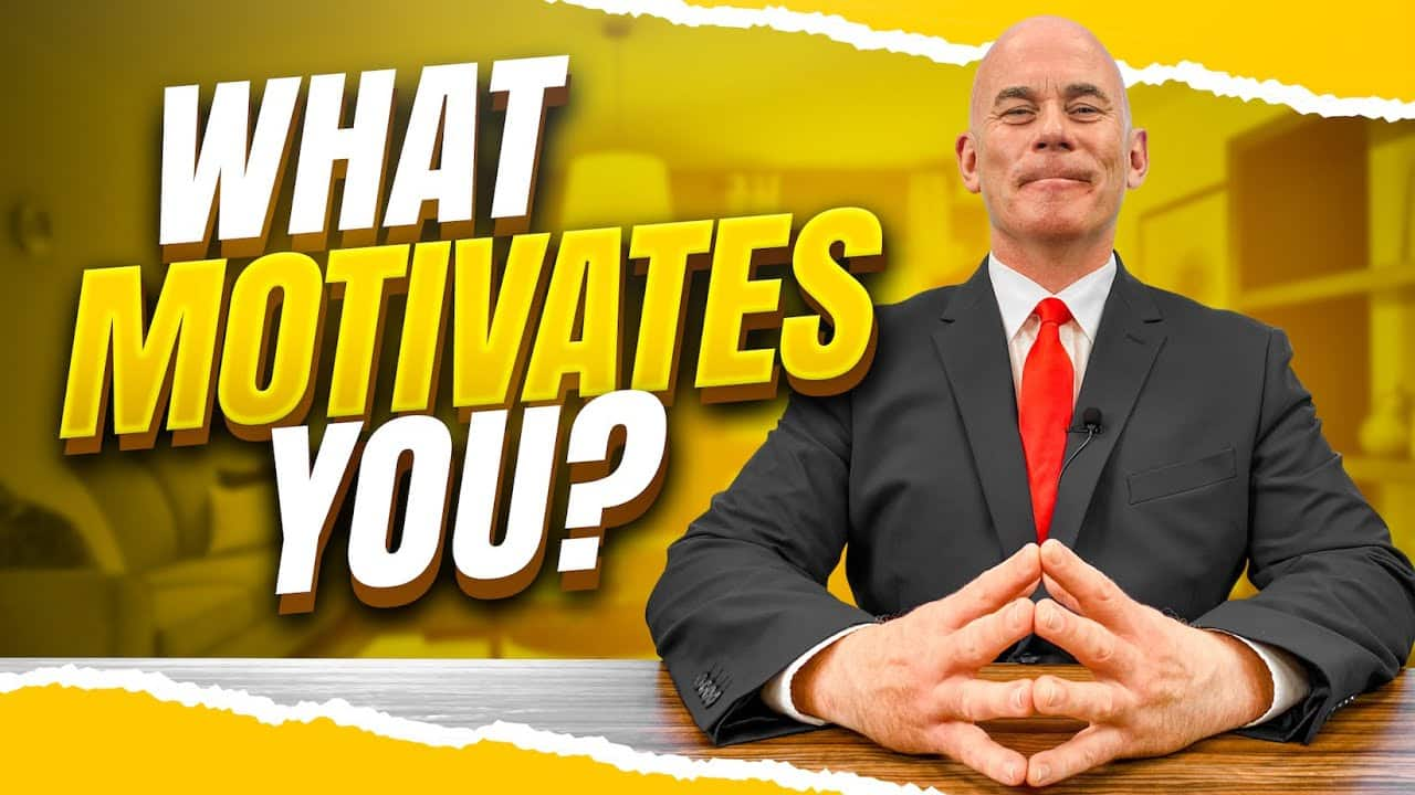 What Motivates You? | The BEST ANSWER to this Interview Question!