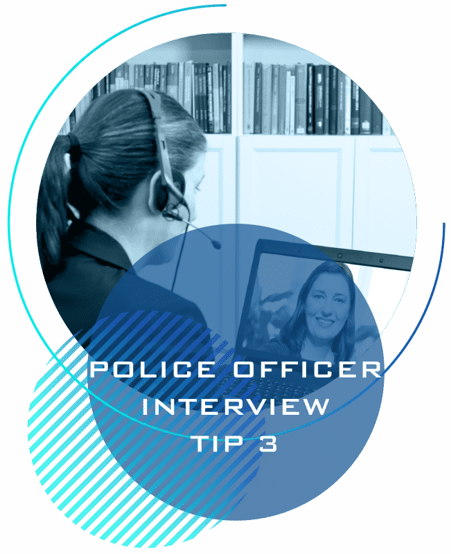How to pass the police officer interview