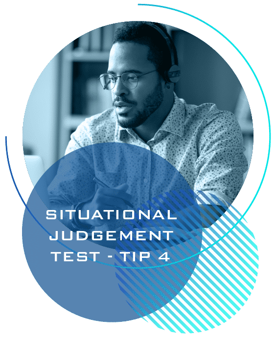 police situational judgement test