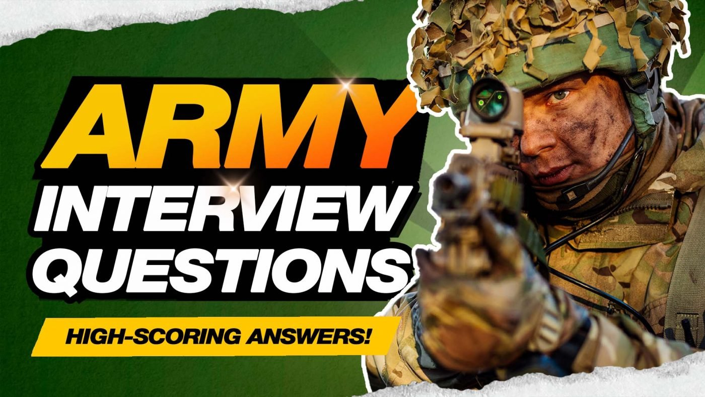 Army Interview Questions