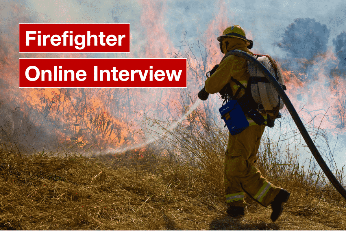 How2Become Firefighter Online Interview