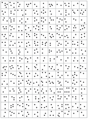 How2Become Sample Dots Concentration Test Question