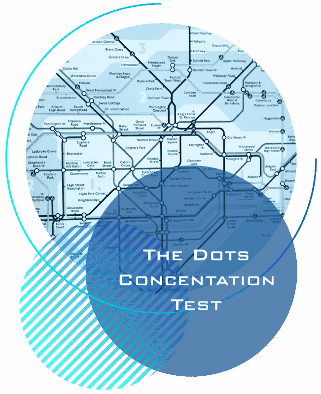 How2Become - The Dots Concentration Test